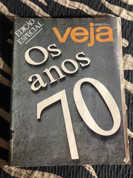 Veja 590 Especial Anos 70 Gal Chico B Caetano Política
