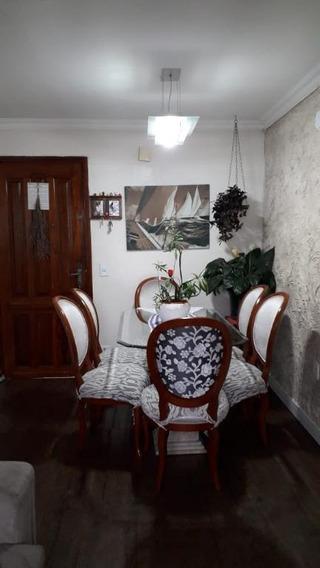Apartamento Com 2 Dormitórios À Venda, 48 M² Por R$ 190.000 - Parque Pinheiros - Taboão Da Serra/sp - Ap0838