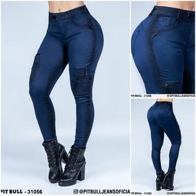 Cigarrete Pitbull Jeans Ref 31056