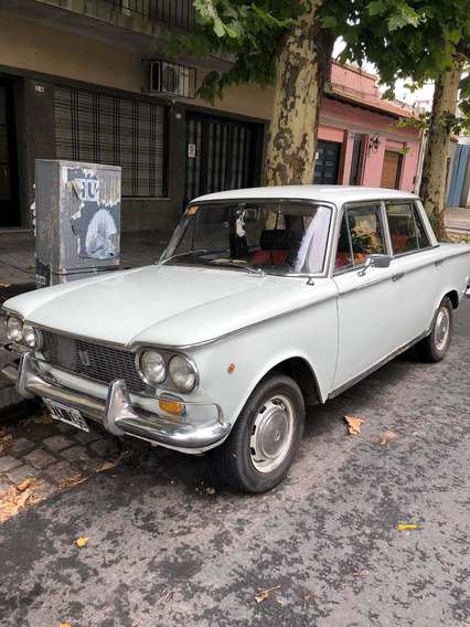 Fiat Fiat 1500 Sedan 4p Fiat 1500 Berlina )