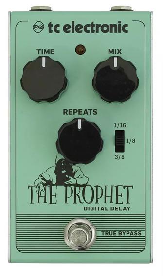 Pedal Tc Eletronics The Prophet Digital Delay | Nfe