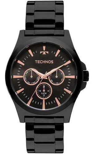 Relógio Technos Masculino Analógico 6p29ajl/4p