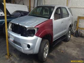 Chocados Toyota 1