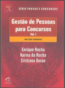 Gestão De Pessoas Para Concursos - Vol. Ii - Col. R$ 6,00