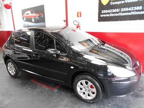 Peugeot 307 2.0 Rallye Aut. 04 Troco Favorita Multimarcas