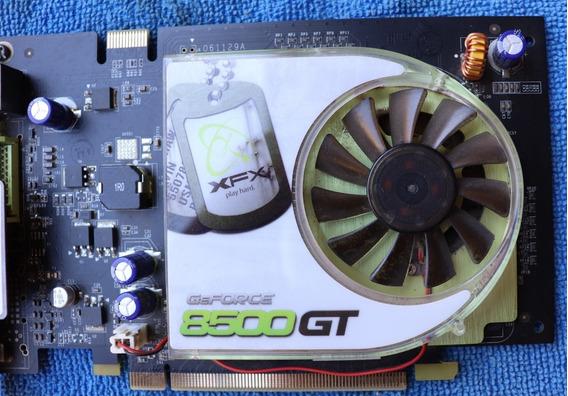 Placa De Vídeo Geforce 8500 Gt
