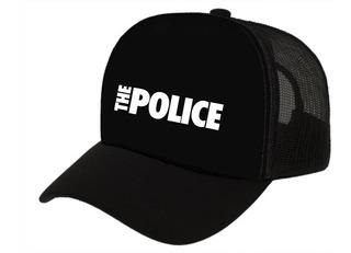 Boné The Police