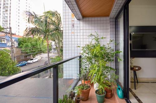 Apartamento Com 3 Dormitórios À Venda, 80 M² - Pompeia - São Paulo/sp - Ap26287