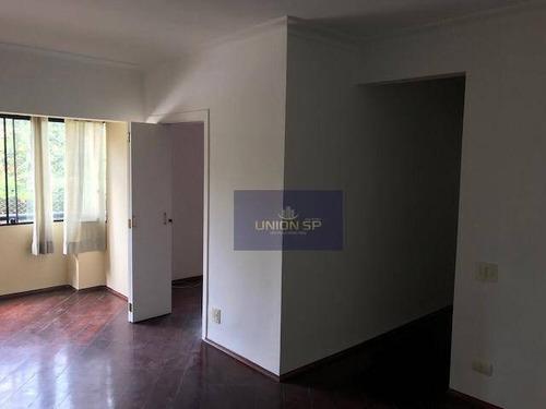 Apartamento À Venda, 85 M² Por R$ 400.000,00 - Morumbi - São Paulo/sp - Ap34305