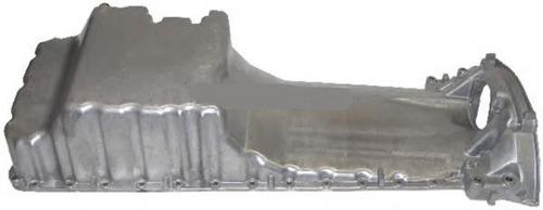 Imagen 1 de 2 de Carter De Aceite Motor Mercedes Benz Om602.962