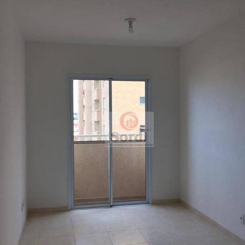 Apartamento À Venda, 48 M² Por R$ 210.000,00 - Campos Elíseos - Ribeirão Preto/sp - Ap3494