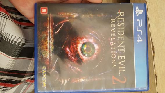 Resident Evil Revelations 2 Ps4 Físico Português Impêcavel