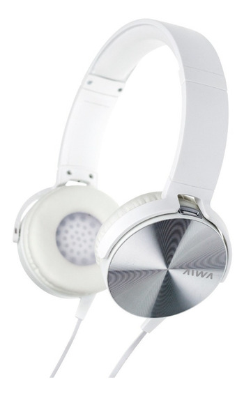 Auriculares Aiwa 101 Blancos