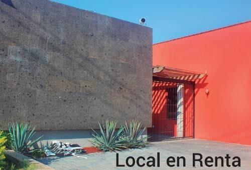 Local Comercial En Renta Ideal Para Restaurante En Paseo De La República