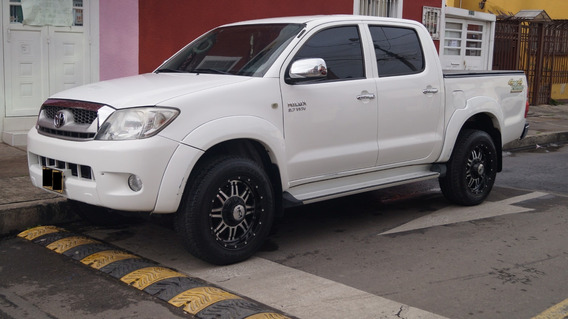 Toyota Hilux Doblecabina 4x4 Perfecto Estado