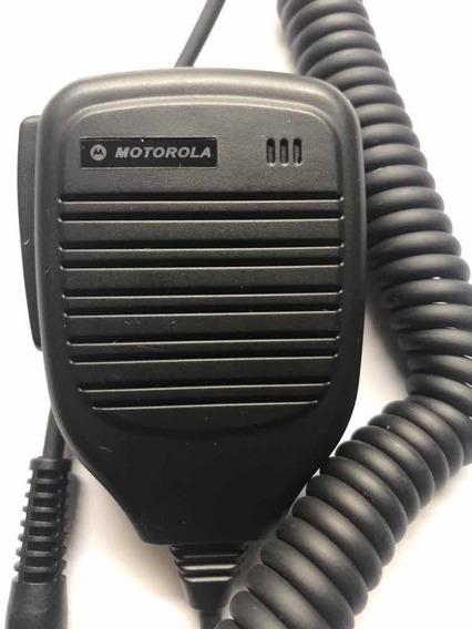 Ptt Microfone Mão Radio Motorola Ep450 Dep450 Ep450s Dtr620