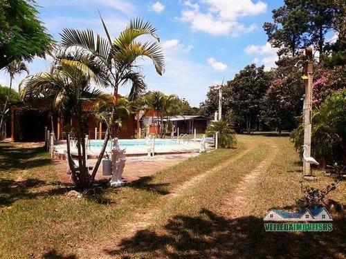 Imagem 1 de 9 de Velleda Oferece Sitio Condomínio Fechado Em Águas Claras, Com Escritura - 612
