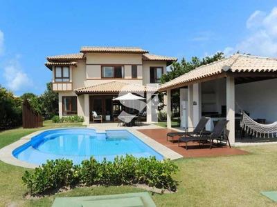 Casas De Alto Padrão Na Mais Bela Praia Da Bahia! - Si0050