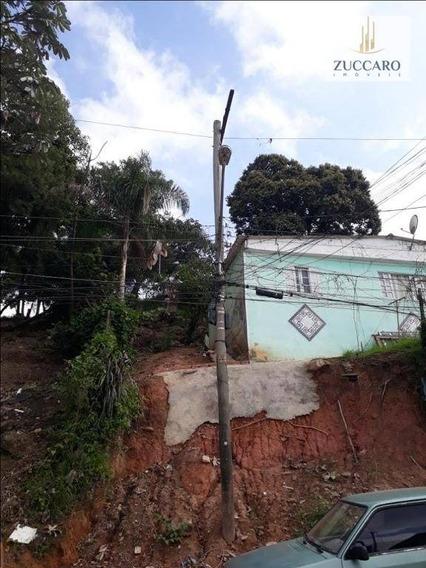 Terreno À Venda, 1344 M² Por R$ 285.000 - Parque Primavera - Guarulhos/sp - Te0777