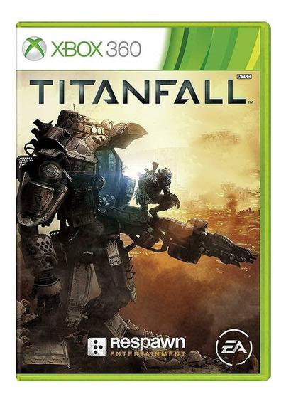 Titanfall - Xbox 360 - Usado - Original - Física