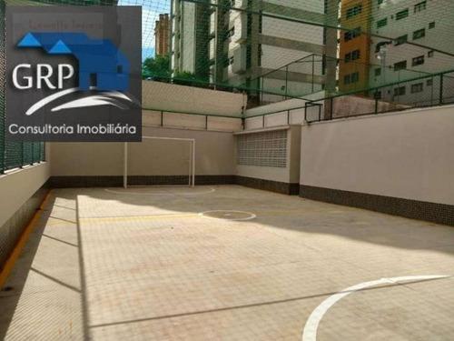 Imagem 1 de 15 de Apartamento Para Venda Em Santo André, Centro, 2 Dormitórios, 1 Suíte, 2 Banheiros, 2 Vagas - 6567_1-1377609