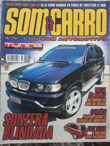 Revista Som & Carro - Ano 07 - Fevereiro De 2003 - Número 77