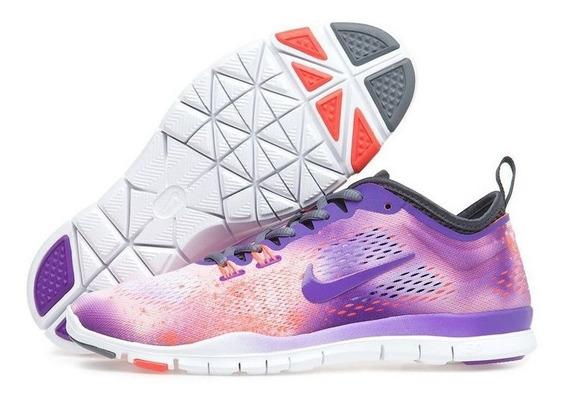 Tênis Wmns Nike Free 5.0 Tr Fit 4 Prt