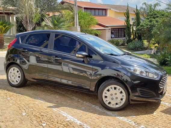 New Fiesta Automatico, Unico Dono, Com Garantia De Fábrica