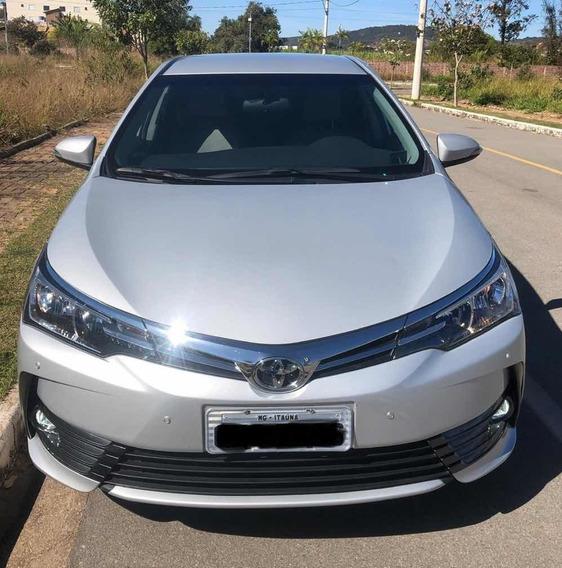 Toyota Corolla 2017 1.8 16v Gli Upper Flex Multi-drive 4p