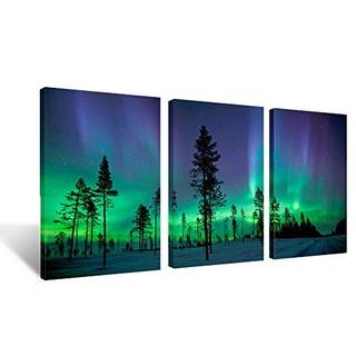 Kreative Arts Northern Lights Arte Contemporáneo Fotografía