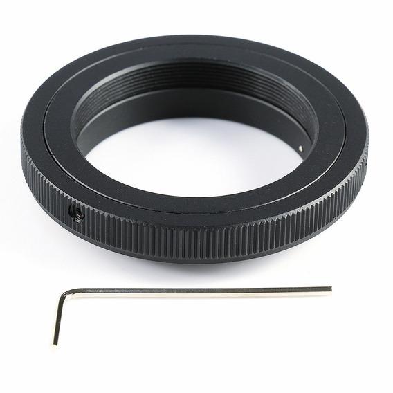 Adaptador T2 T-mount P/ Nikon F Ai Slr / Dslr