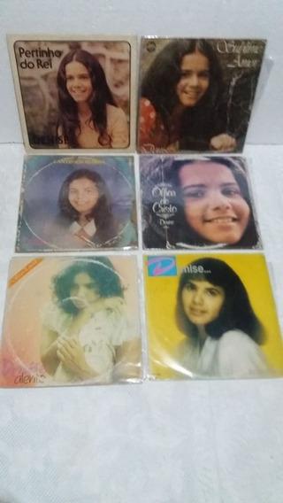 Denise - Coleção De 12 Discos De Vinil