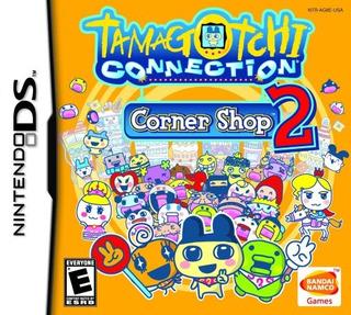 Tamagotchi Connection Corner Shop 2 Nintendo Ds