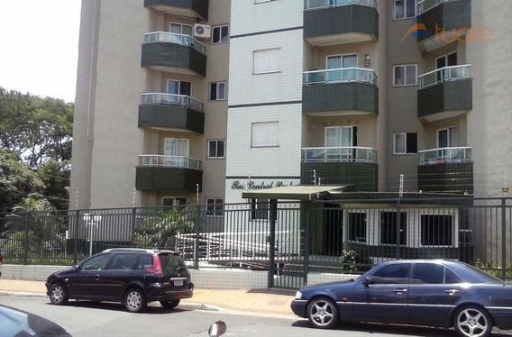 Apartamento Com 1 Dormitório Para Alugar, 47 M² Por R$ 850,00/mês - Jardim Santa Rosa - Nova Odessa/sp - Ap1885