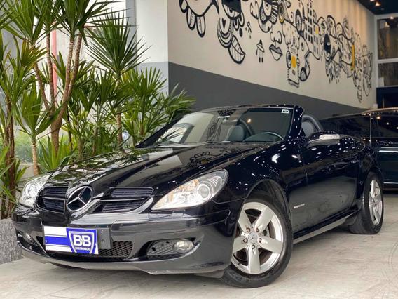 Mercedes Slk 200 Kompressor Conversivel 2007