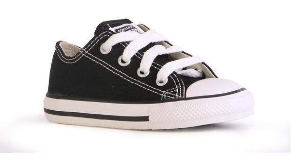 Zapatillas Converse Chuck Taylor All Stars Infantil Negro