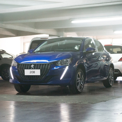 Nuevo Peugeot 208 Allure 1.6l Tiptronic | 115cv | 0km 2020