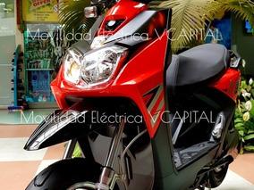Moto Eléctrica Xv3 Litio