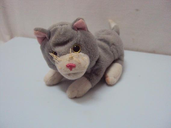 Pelucia Miniatura Gato Da Fur Real Tamanho 15cm