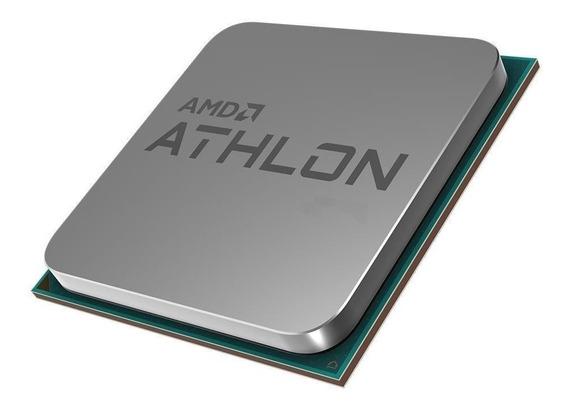 Proc Desk Amd Am4 Athlon 200ge 3.2ghz Oem