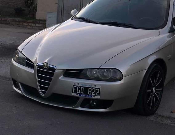 Alfa Romeo 156 2005 2.0 Ts Fase Iii Cu.