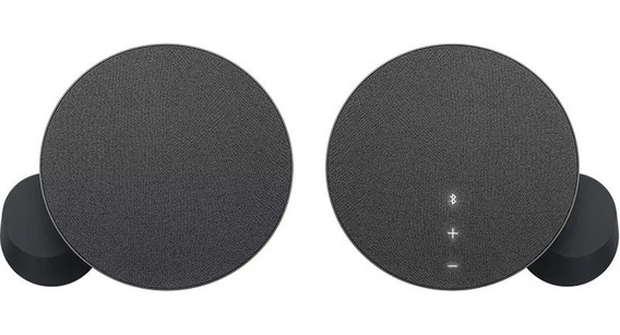 Caixa De Som Logitech Bluetooth Mx Sound - Pronta Entrega