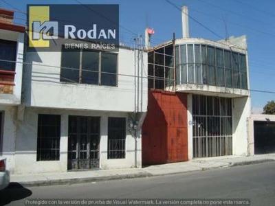 Bodega Comercial En Renta Barrio De Chalma
