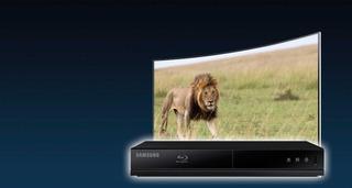 Samsung Blu-ray Disc And Dvd Player Model Bd-j4500. Bnib.