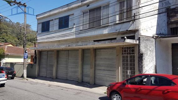 Loja/galpão Beira De Rua, Bem Localizada No Bingen. - Lo0003