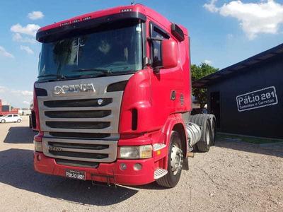 Scania G 420 Trucado 6x2 Ar Condicionado Nao Usa Arla