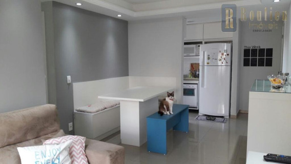 Apartamento Com 3 Dormitórios À Venda, 63 M² Por R$ 400.000,00 - Metrópole - Nova Iguaçu/rj - Ap0042