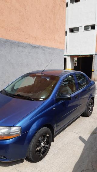 Chevrolet Aveo Sedan 1600 4p