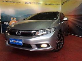 Honda Civic Civic 2.0 Exr 16v Flex 4p Automático