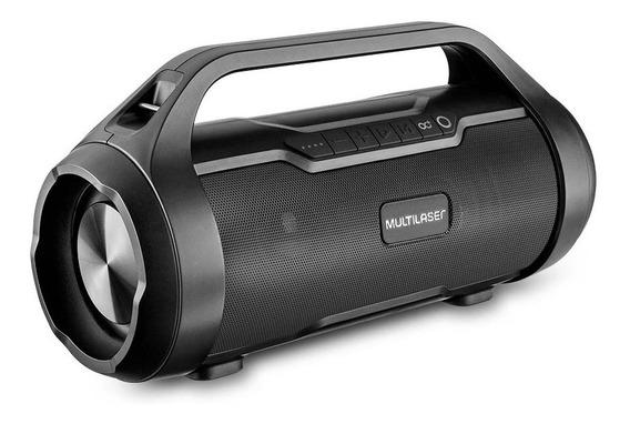 Caixa De Som 180w Tws Super Bazooka Led Bluetooth - Sp339
